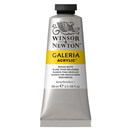 Winsor and Newton | PINTURA ACRÍLICA WINSOR AND NEWTON GALERÍA 60 ML | lumen.com.mx