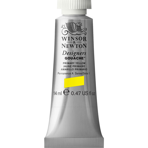 Winsor and Newton | PINTURA GOUACHE WINSOR AND NEWTON DESIGNERS 14 ML | lumen.com.mx