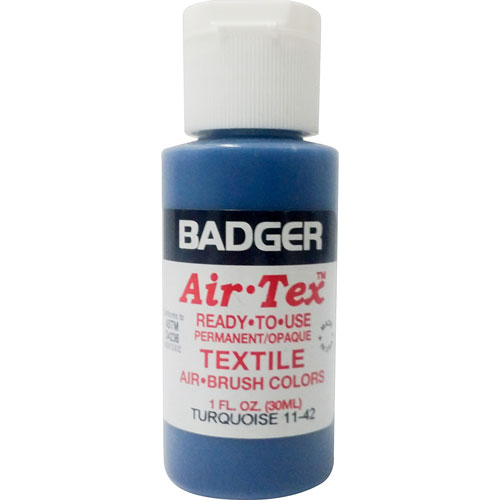 Badger | TINTA TEXTIL PARA AERÓGRAFO BADGER 30 ML | lumen.com.mx