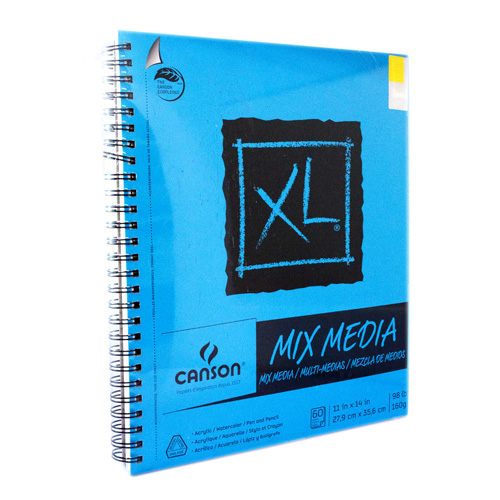 imagen-BLOCK CANSON XL MIX MEDIA