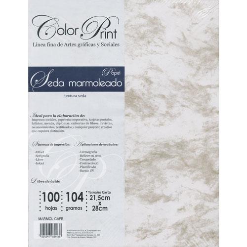 Lumen todo para crear papel seda de 104 g tama o carta for Marmol color morado