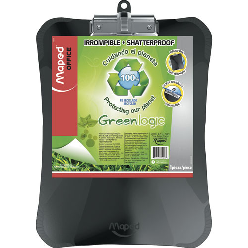 Maped | TABLA SUJETAPAPEL MAPED GREEN 35026 | lumen.com.mx