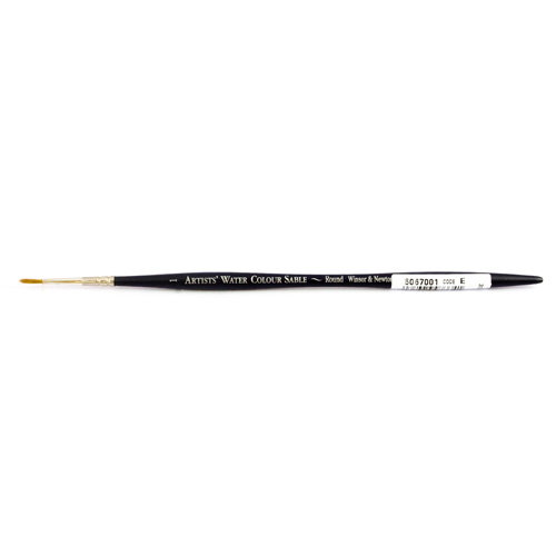 imagen-PINCEL PARA ACUARELA WINSOR AND NEWTON SABLE NO. 1