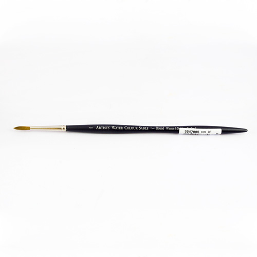 imagen-PINCEL PARA ACUARELA WINSOR AND NEWTON SABLE NO. 5