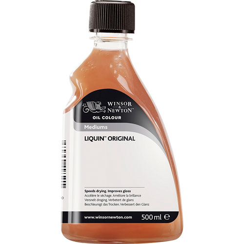 imagen-MEDIO WINSOR AND NEWTON LIQUIN 500 ML