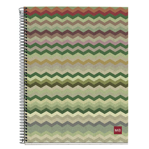 imagen-CUADERNO PROFESIONAL MIQUELRIUS  RECYCLED RAYA 120H ZIGZAG