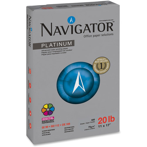 imagen-PAPEL BOND NAVIGATOR DIGITAL DOBLE CARTA 75 G