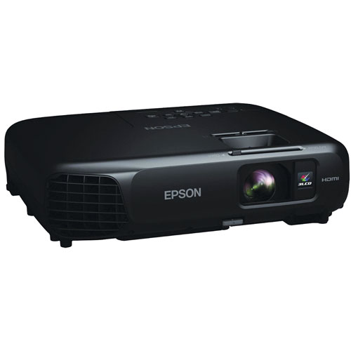 imagen-PROYECTOR MULTIMEDIA EPSON POWERLITE S18+ 3LCD 3000L SVGA HDMI