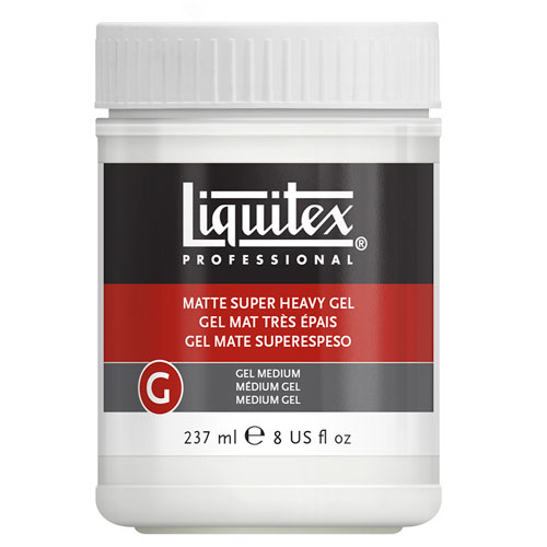 Liquitex | MEDIO LIQUITEX GEL MATTE SUPER HEAVY 237 ML | lumen.com.mx