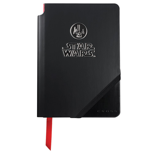 imagen-LIBRETA CROSS JOTZONE STAR WARS-DARTH VADER