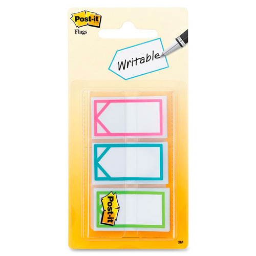 imagen-BANDERITAS AUTOADHERIBLES POST-IT 682-ARROW C/60