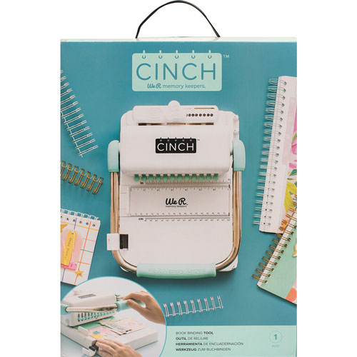 imagen-ENGARGOLADORA WE R MEMORY KEEPERS 71050-9 THE CINCH V2