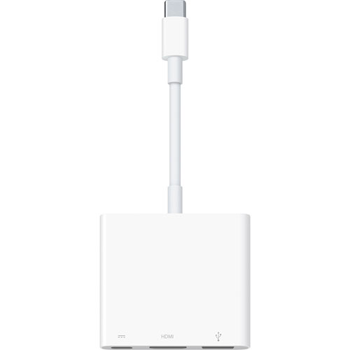 imagen-ADAPTADOR APPLE USB-C A DIGITAL AV