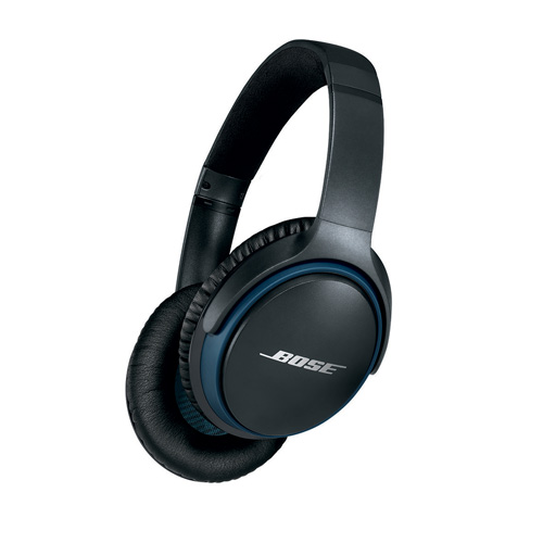 imagen-BOSE SOUNDLINK II ON EAR BLUETOOTH NGO