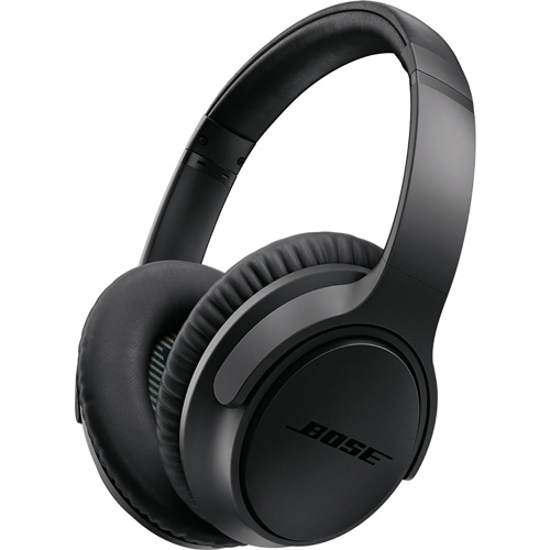 imagen-BOSE SOUNDTRUE II ON EAR C/MIC NEGRO