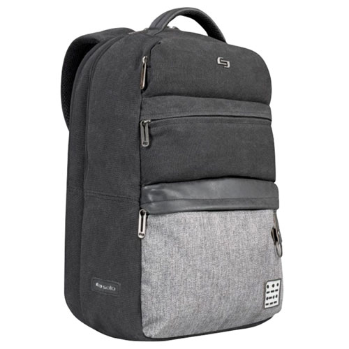 imagen-BACKPACK SOLO URBAN CODE PARA LAPTOP 15.6PLG