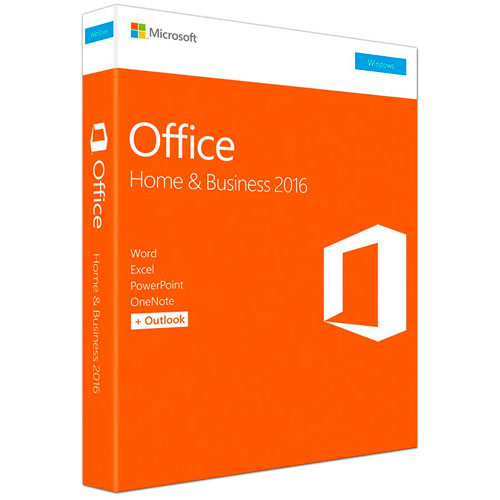 imagen-MICROSOFT OFFICE HOME AND BUSINESS 2016 PARA PC