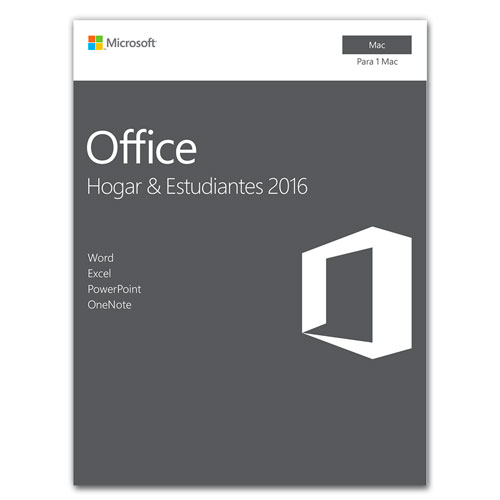 imagen-MICROSOFT OFFICE HOME AND BUSINESS 2016 PARA MAC
