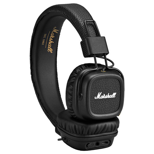 imagen-AUDÍFONOS MARSHALL MAJOR II ON-EAR BLUETOOTH