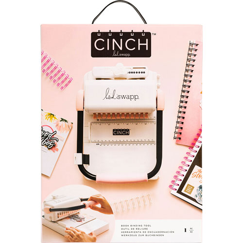 Heidi Swapp | ENGARGOLADORA HEIDI SWAPP 662789 THE CINCH  | lumen.com.mx