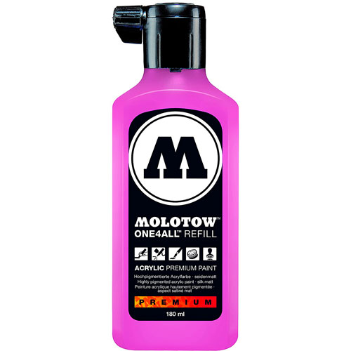 Molotow | TINTA PARA MARCADOR MOLOTOW ONE4ALL DE 180 ML | lumen.com.mx