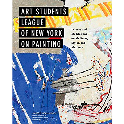imagen-ART STUDENTS LEAGUE OF NEW YORK ON PAINTING
