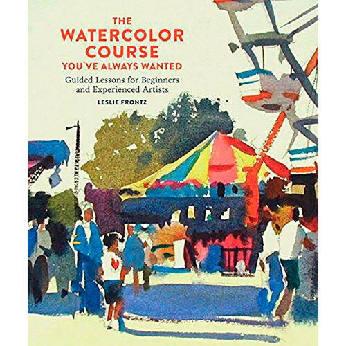 imagen-THE WATERCOLOR COURSE YOU VE ALWAYS WANTED