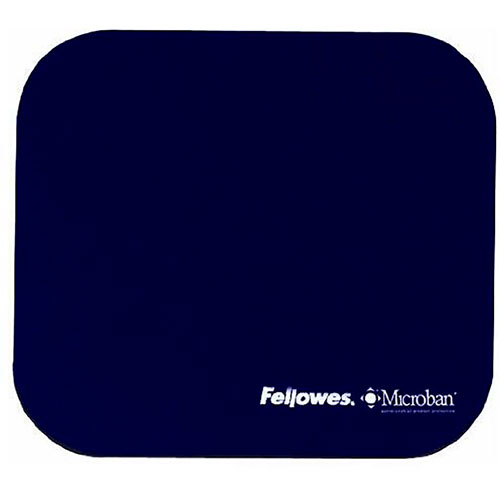 imagen-TAPETE PARA MOUSE FELLOWES MICROBAN