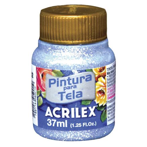 Pintura Para Tela Acrilex Glitter 37 Ml Lumen Com Mx Manualidades