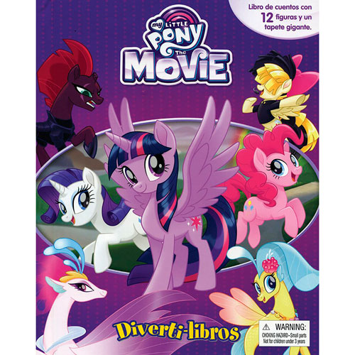 imagen-DIVERTILIBROS MY LITTLE PONY MOVIE