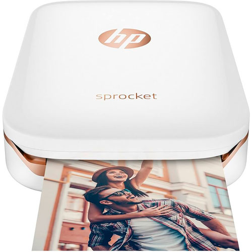 imagen-IMPRESORA HP SPROCKET PHOTO BOOTH
