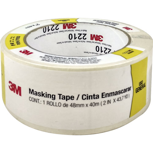 | CINTA MASKING TAPE SCOTCH 48MM X 40M | lumen.com.mx