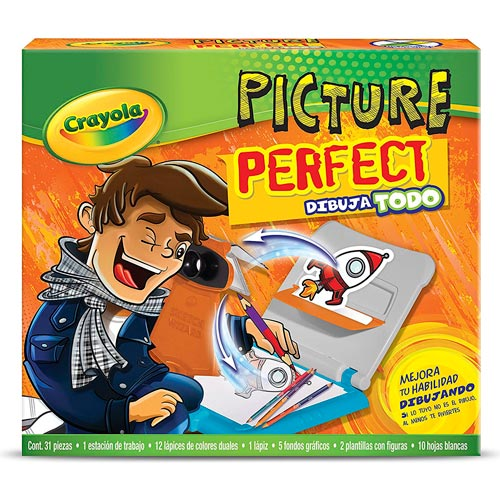 imagen-JUGUETE CRAYOLA PICTURE PERFECT