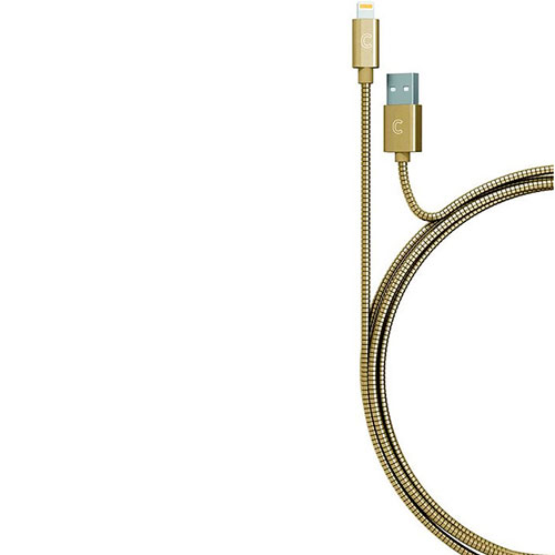 imagen-CABLE USB A LIGHTNING 90CM