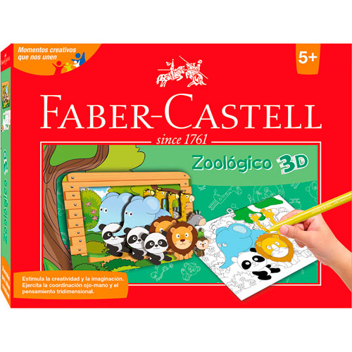 imagen-PLUMILES FABER CASTELL CONNECTOR PAQUETE CON 6