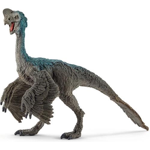 Figura Coleccionable Schleich 15001 Dinosaurio Oviraptor What does a oviraptor eat? lumen