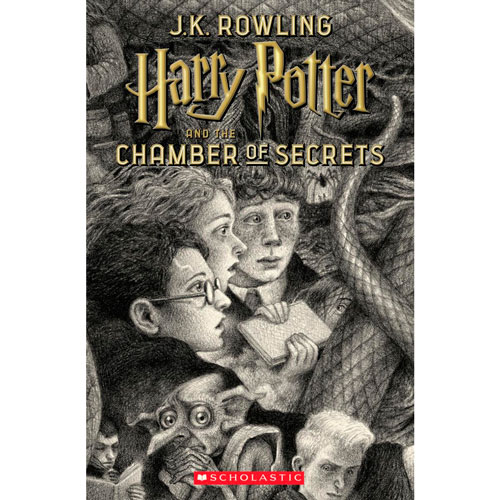 Scholastic | HARRY POTTER AND THE CHAMBER OF SECRETS | lumen.com.mx