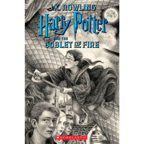 Scholastic | HARRY POTTER AND THE GOBLET OF FIRE | lumen.com.mx