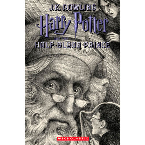 imagen-HARRY POTTER AND THE HALFBLOOD PRINCE