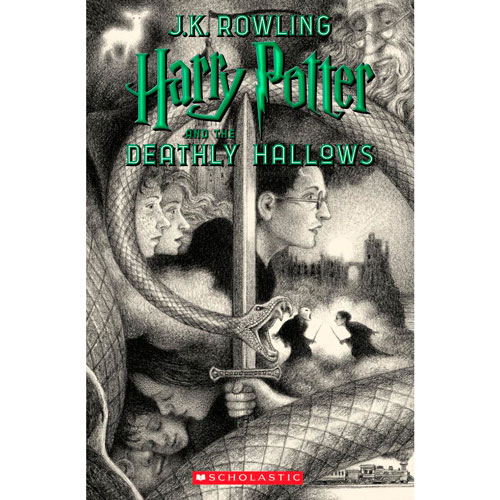 Scholastic | HARRY POTTER AND THE DEATHLY HALLOWS | lumen.com.mx
