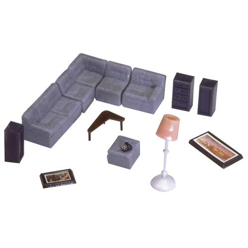 Lumen Todo Para Crear Sala Con Muebles Escala 1 50