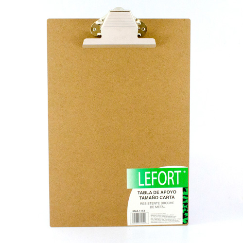 Lefort | TABLA SUJETAPAPEL | lumen.com.mx