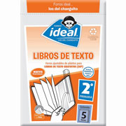 imagen-FORROS IDEAL LIBROS DE TEXTO SEP 2DO