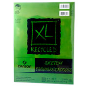 imagen-BLOCK CANSON XL RECYCLED SKETCH