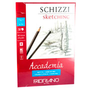 imagen-BLOCK FABRIANO ACCADEMIA SKETCHING 120 G 29.7X42 CM
