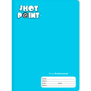Shot Point | CUADERNO COSIDO PROFESIONAL SHOT POINT RAYA 100 HOJAS(2) | lumen.com.mx