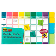 imagen-PLANEADOR SEMANAL POST-IT 730 508X508MM C/52HJ