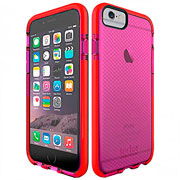 imagen-FUNDA TECH21 CLASSIC CHECK PARA IPHONE 6 ROSA
