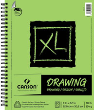 imagen-CUADERNO CANSON XL RECYCLED DRAWING