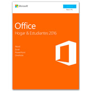 imagen-MICROSOFT OFFICE HOME AND STUDENT 2016 PARA PC